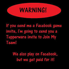 Tupperware Party Invitations Lol Facebook Game Request Or Tupperware Party Invites Tupperware