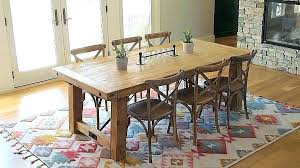 area rugs for kitchen table carpet under dining room table area rugs for kitchen tables best