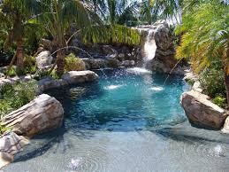 Lagoon Swimming Pool Designs