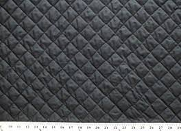 Amazon.com: Double-faced Reversible Pre-quilted Black PolyCotton ... & Double-faced Reversible Pre-quilted Black PolyCotton Fabric By the Yard Adamdwight.com