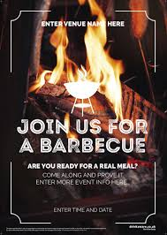Bbq Poster Join Us For A Bbq Poster Photo A2 Promote Your Pub