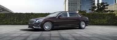 2018 mercedes maybach. full view of the 2018 mercedes-maybach s-class mercedes maybach n
