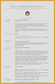 Web Developer Resume Examples Luxury Android Developer Resume