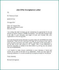 Free Download Employment Letter Template Word Job Format In