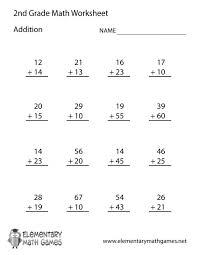 2 nd grade math worksheets creative photoshots three digit ...