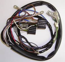 motorcycle wiring harness triumph motorcycle wiring harness