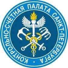 Символика палаты Контрольно счетная палата Санкт Петербурга Эмблема Контрольно счетной палаты Санкт Петербурга может изображаться как в цветном так и в монохромном виде