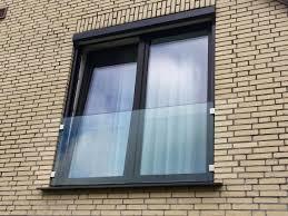 Französischer Balkon Aus Glas Glasprofi24