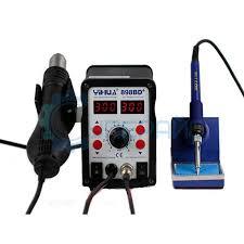 Термовоздушная <b>паяльная станция YIHUA 898BD+</b> купить в ...