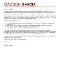 Collection Of Solutions Cover Letter For Resume With Little