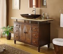 bathroom vessel sinks. adelina 48 inch contemporary vessel sink bathroom vanity sinks
