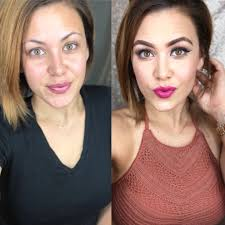 limelife by alcone professional makeup before and after shinto 1 and shinto 2 botanical foundation concealer 0 concealer 6 perfect bronzer