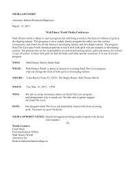 Media Advisory Media Advisory For Walt Disney By Farah Shah At Coroflot Com