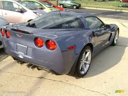 Supersonic Blue Metallic 2013 Chevrolet Corvette Grand Sport Coupe ...