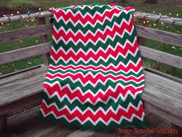 Easy Ripple Afghan Patterns Amazing Decorating