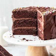 the best chocolate birthday cake recipe