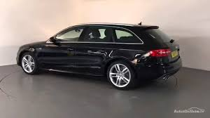 black audi a4 2015. Wonderful Black GD15YYT AUDI A4 AVANT TDI S LINE STARTSTOP BLACK 2015 Derby Audi Intended Black 2015 A