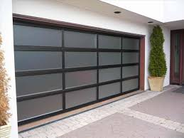 garage glass garage door cost commercial doors for glass imagefrosted door cost