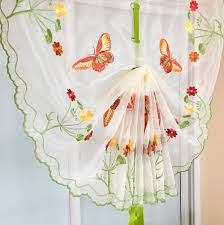 Strawberry Kitchen Curtains Balloon Curtains Pattern Reviews Online Shopping Balloon