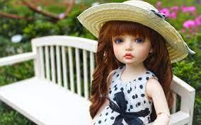 Cute Dolls Desktop (Page 1) - Line.17QQ.com