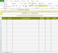 Excel Calendar Schedule Audit Template Excel It Program External Plan Internal Schedule Calendar