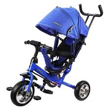 <b>Трехколесный велосипед Moby</b> Kids Start 10x8 Eva — отзывы ...
