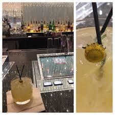 secret drink chandelier bar
