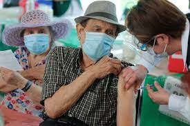Mexico's confirmed coronavirus death toll rises to 212,466