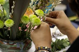Image result for flower arranging