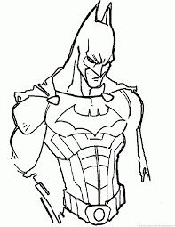 Superhero Printable Coloring Pages Superhero Coloring Pages