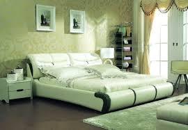 Modern Bedroom Wallpaper Pic Of 3d Modern Bedroom With Wallpaper Download 3d House