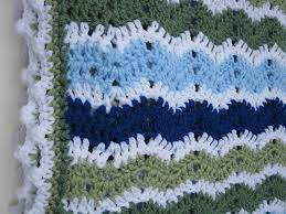 Double Crochet Ripple Afghan Pattern Magnificent 48 Crochet Ripple Afghan Patterns