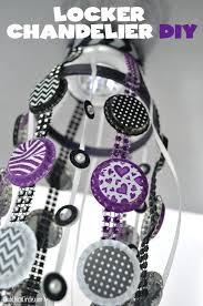 chandeliers for locker ways to have the coolest in school mini chandelier target