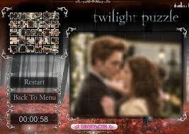 twilight puzzle game