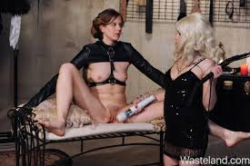 Free clip of lesbian bondage