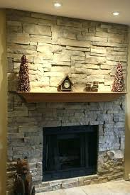 fireplace stone veneer gas fireplace stone veneer magnificent stone veneer fireplace surround over brick with oak