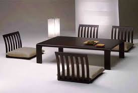Modern Design Low Dining Table Fresh Traditional Low Japanese Dining Table