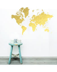 kid wallpaper usa mylar. World Map Reusable Mylar Wall Stencil By Gypsy Mint Company Kid Wallpaper Usa T