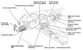 toyota solara fuse box diagram toyota wiring diagrams