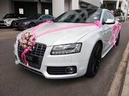 Wedding Car Decorate Decorating A Wedding Car Ideal Weddings