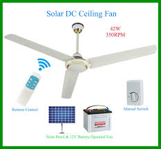 china best solar dc ceiling fan for stan market 350rpm china dc ceiling fan ceiling fan