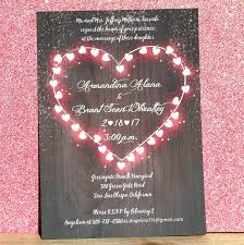 Valentines Day Invitations Cool 44 Affordable Rustic Valentine's Day Wedding Invitations Citrine