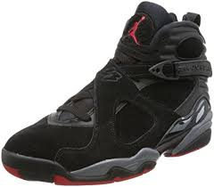 jordan 8 retro. jordan air 8 retro mens shoes black/gym red/black/wolf grey 305381