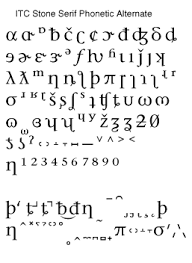 This is a tool to be used when you have to spell your name or a complex word other the phone or for. Ipa Fonts International Phonetic Association