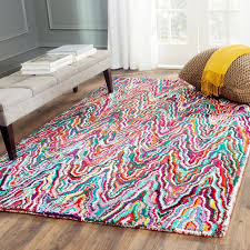 colorful rugs. Colorful Rugs. Modren Rugs Safavieh Handmade Nantucket Multicolored Cotton Area Rug X Overstock Shopping Great L