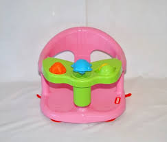 get ations baby bath tub ring fun ring seat new model from keter pink best gift