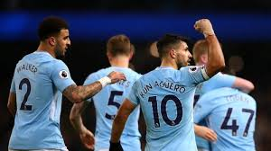 Man city have doubts over kyle walker and sergio aguero, while kevin de bruyne and nathan ake are expected to remain sidelined by injury. Hasil Swansea Vs Man City Di Piala Fa Skor 2 3 Aguero Penentu Tirto Id