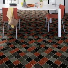 994d anti slip designer tile effect vinyl flooring