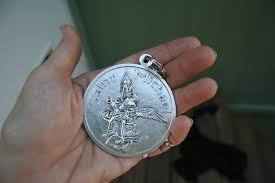 large st michael medallion