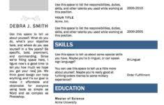 Free Download Resume Format For Sales Executive And Resume Format ...